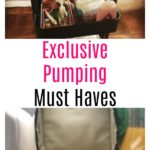 Exclusive Pumping Must Haves
