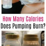 How Many Calories Does Pumping Burn?