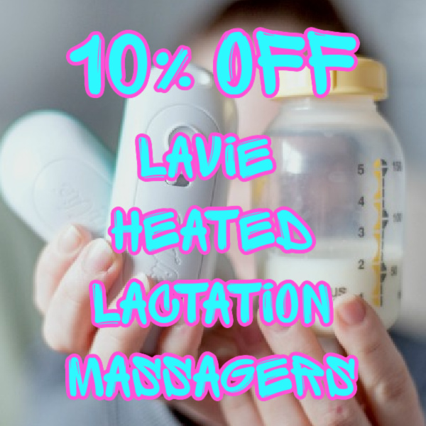 LaVie Lactation Massager Discount