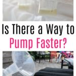 Is There a Way to Pump Faster?