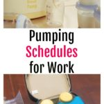 Pumping Schedules for Work