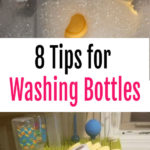 8 Tips for Washing Bottles