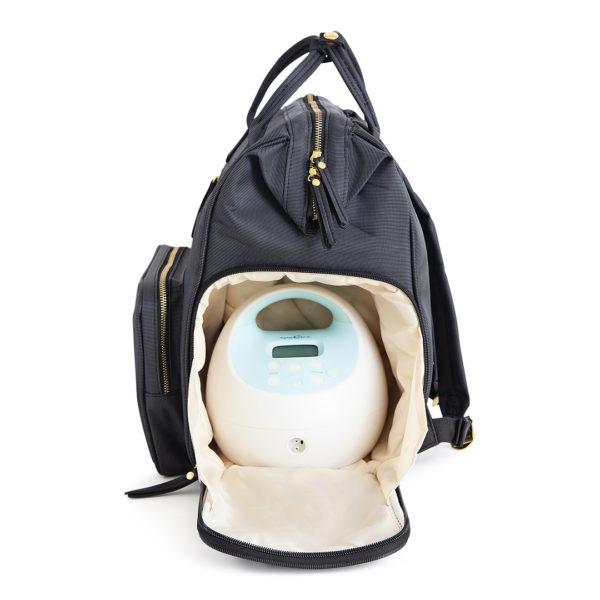 Idaho Jones Breast Pump Backpack