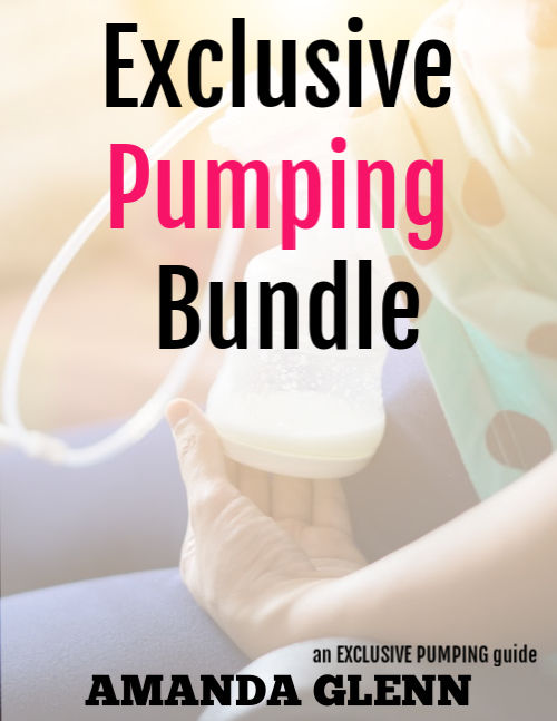 Exclusive Pumping Bundle