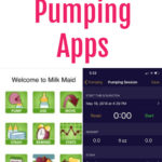 4 Awesome Pumping Apps