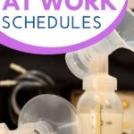 Pumping at Work Schedules