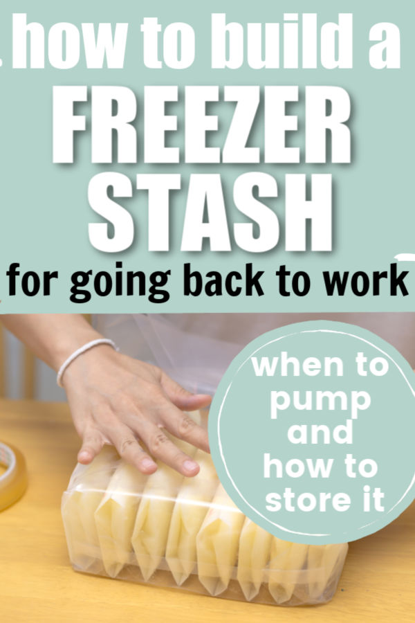 How to Build a Freezer Stash for Work