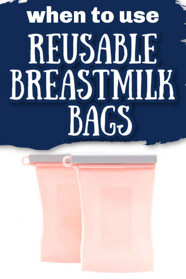 When to Use Reusable Breast Milk Bags