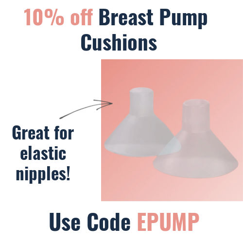 10% Off BeauGen Breast Pump Cushions