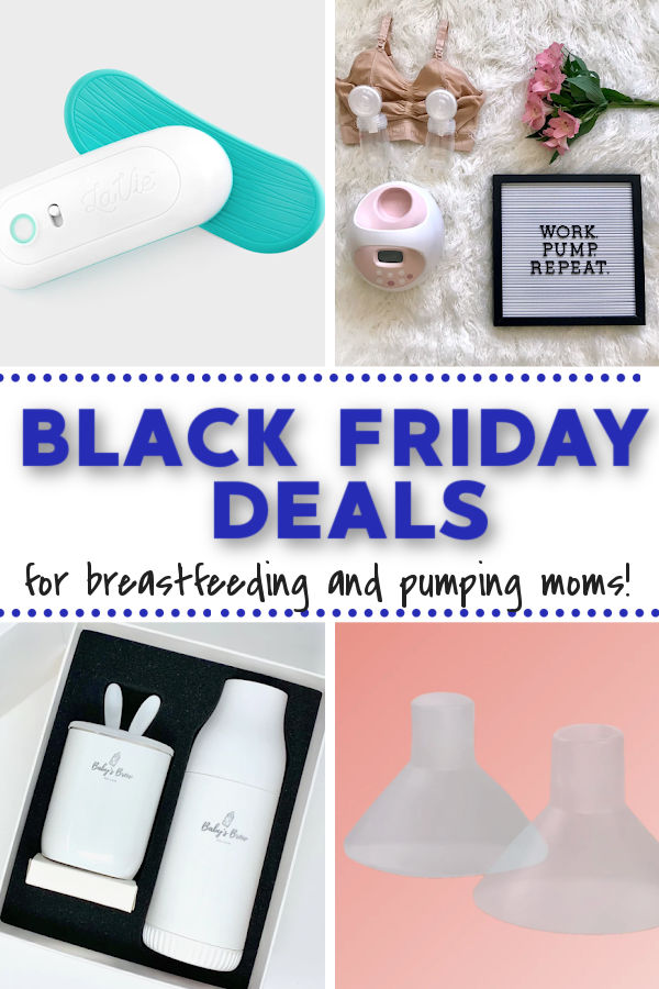 Black Friday Deals for Breastfeeding and Pumping Moms