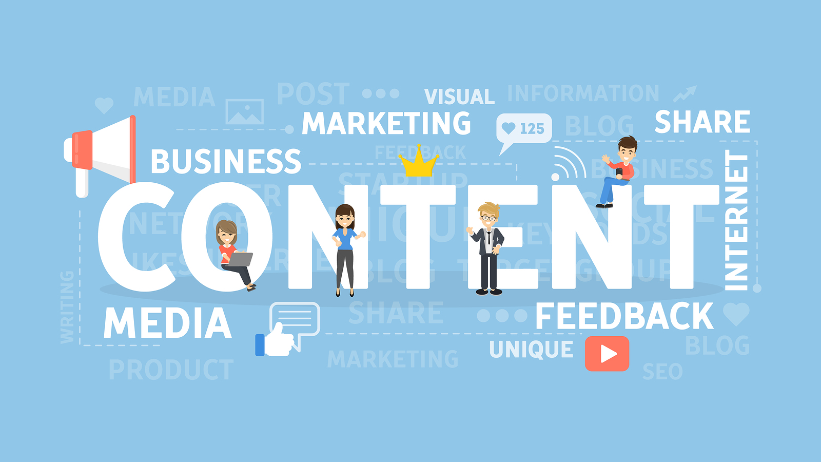 Las claves del Content Marketing