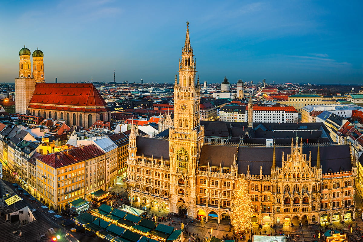 Europe Package Deals 2017