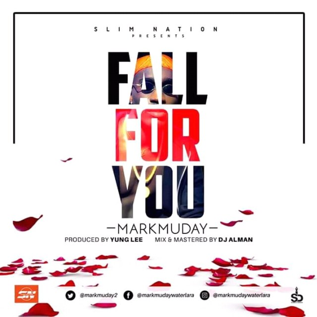 Markmuday_Fall For You ( Prod By: Jung Lee )