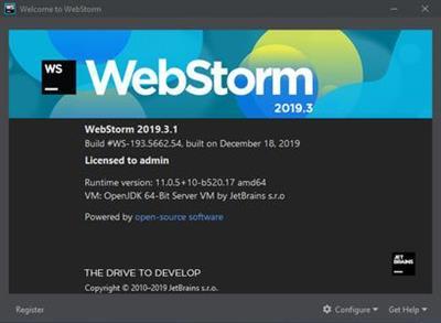 WebStorm 2020.1.1 Crack With License Key 100% Free Download