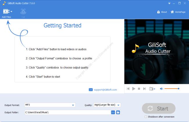 GiliSoft Audio Toolbox Suite Crack