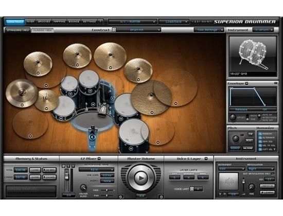 Toontrack Superior Drummer 3.1.7 Crack With MacOsX Full Version 2020 Torrent