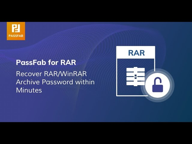 PassFab For RAR 9.4.4.0 With Crack 2020 Full [Latest]