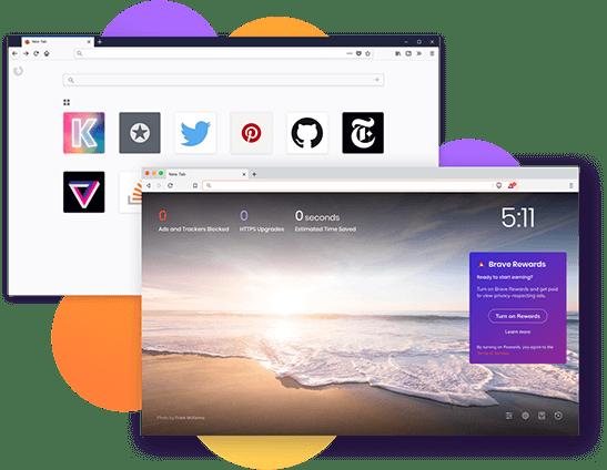 Brave Browser + Full Crack