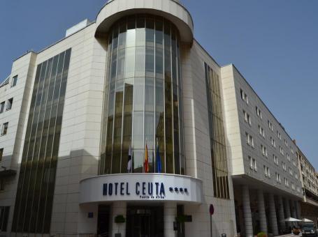 Hotel Ceuta Puerta de Africa****
