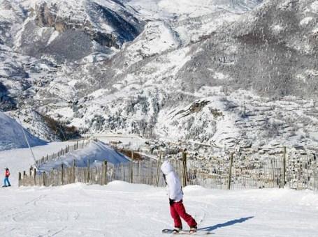 Forfait Estaciones de esquí Formigal-Panticosa