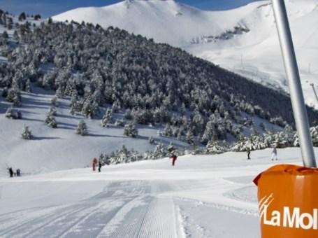 Forfait Estación de esquí La Molina