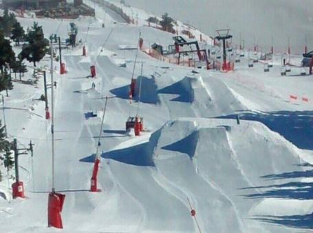 Forfait Estación de esquí Valdelinares
