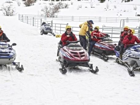 Multiaventura en la nieve en Boí Taüll