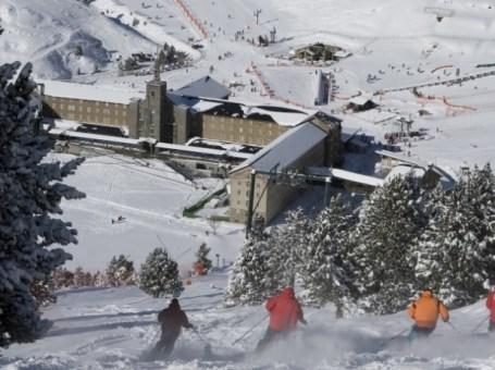 Forfait Vall de Núria