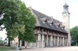 Le château des Ducs de Bourbon.