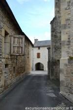 Petite ruelle autours de l'eglise