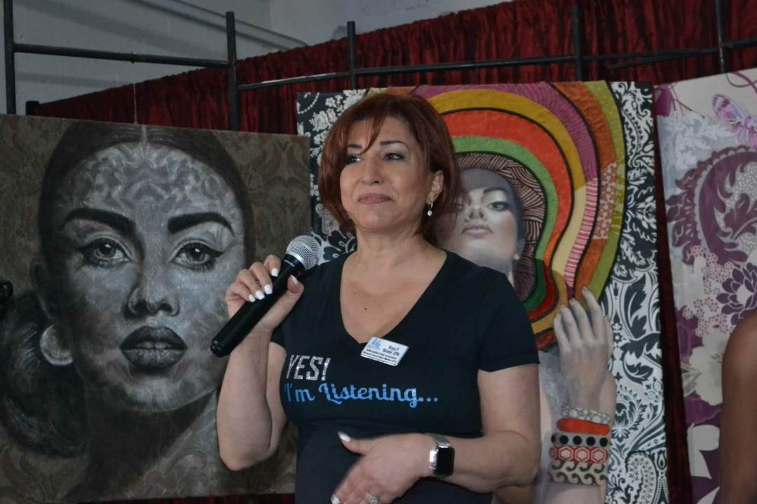 Excuse me thats my seat conference Womens Council Fort Lauderdale Chamber (15)