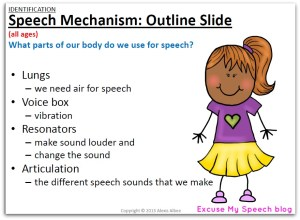 Stuttering Therapy Activities | Excuse My Speech