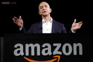 Jeff Bezos - Amazon founder