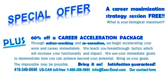 Career Acceleration Offer