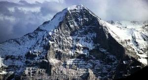 Eiger Mountain Climb Extreme Preparations Challenge Success