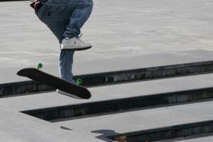 student skating capabilities