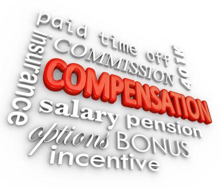 Total compensation review