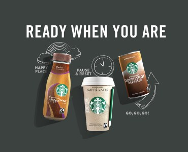 Starbucks Product Sampling Campaign