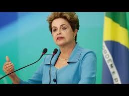 Brazil: President Dilma Rousseff impeached.
