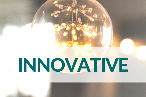 committed to innovation