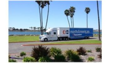 Moving company Newport Coast Executive Moving Systems Inc.