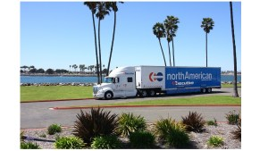 Moving company- Newport Coast Executive Moving Systems Inc.