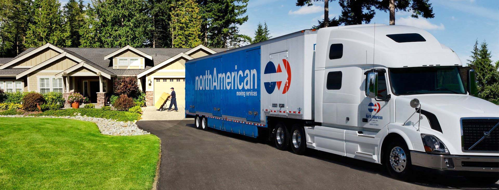 North American Moving >> Moving Company Long Distance Moving Company North American