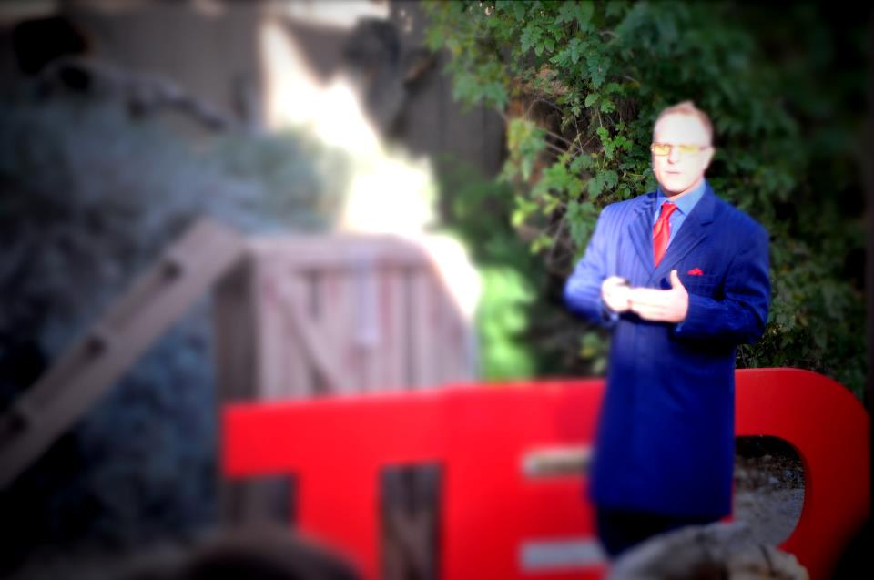I Crashed and Burned Onstage During a TED Talk. What I Learned Proved More Valuable Than Success