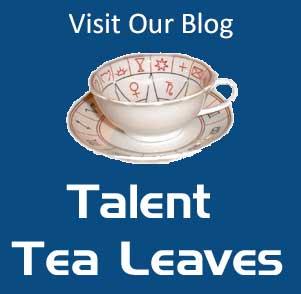 Talent Tea Leaves Tile