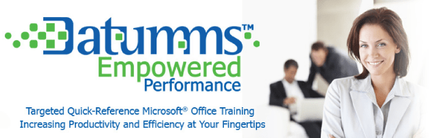 Package your Office 2013 upgrades with Datumms Desktop Support Tool