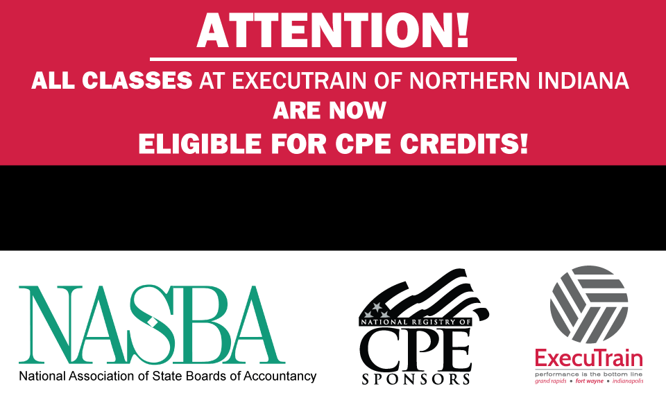 CPE Credits Available NOW!