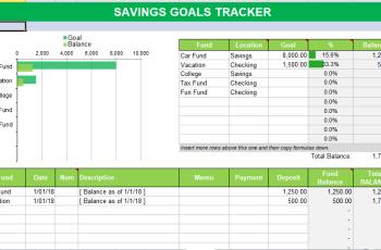 saving goal calculator