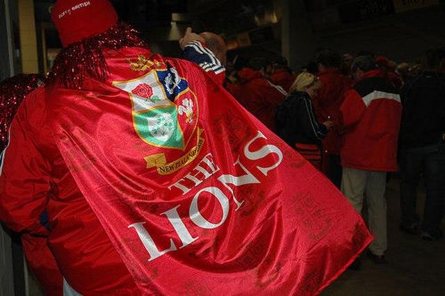 Lions cape