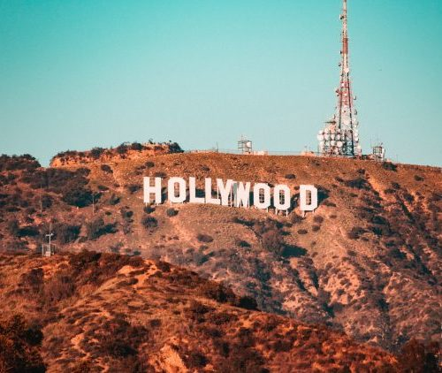 Image of Hollywood sign